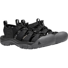Keen Newport Eco Sandals Men Black/Magnet